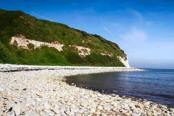 Flamborough beach